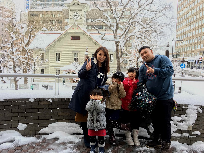 北海道観光タクシー 札幌市内観光