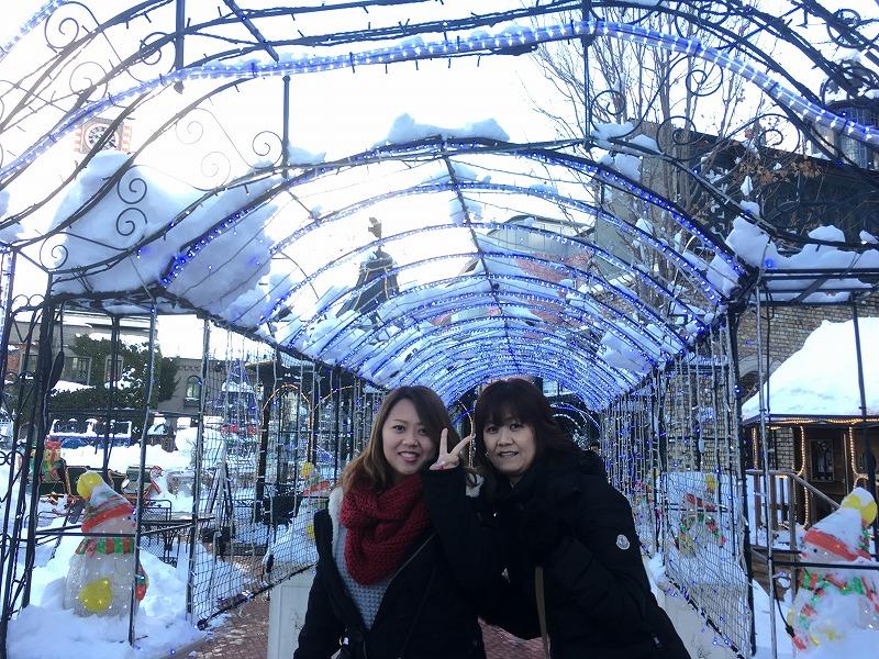 北海道観光タクシー 白い恋人パーク