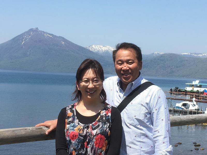 北海道 支笏湖 観光たくしー