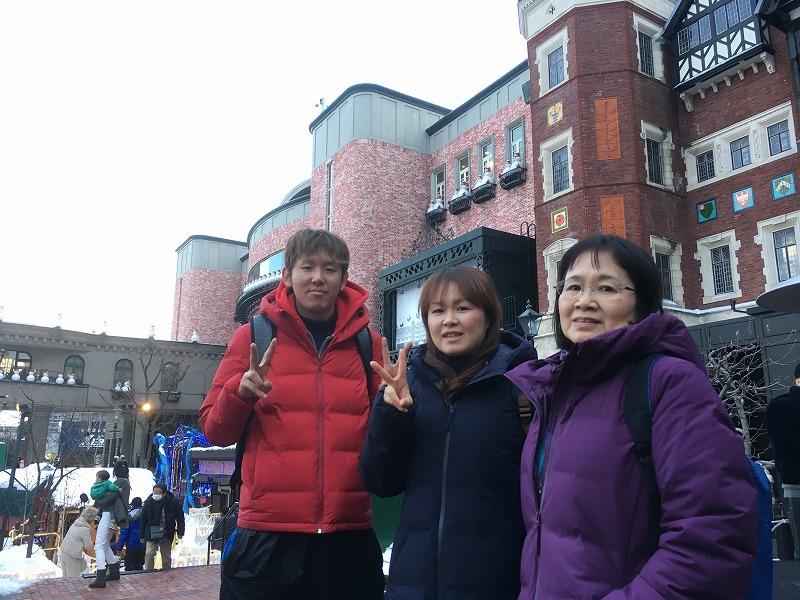 北海道観光タクシー 個人タクシー