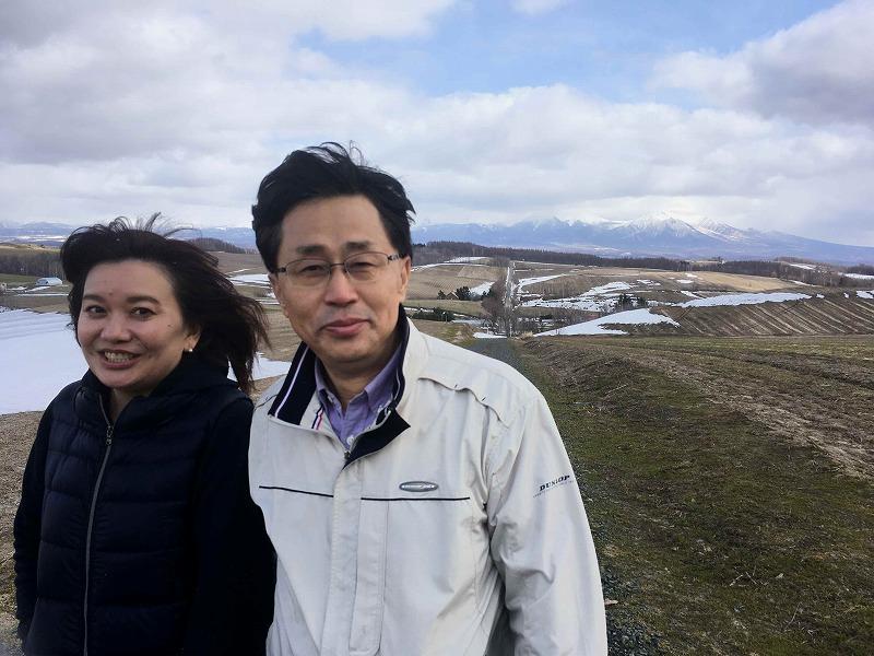 中国上海 北海道旅行