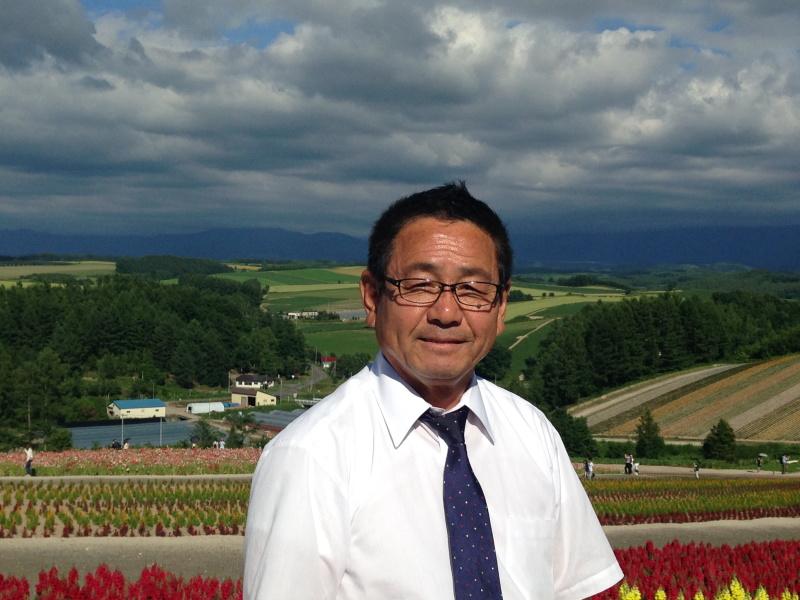小野寺 勝則(北海道、札幌、観光タクシー)