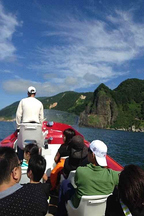 北海道観光タクシー 小樽 青の洞窟