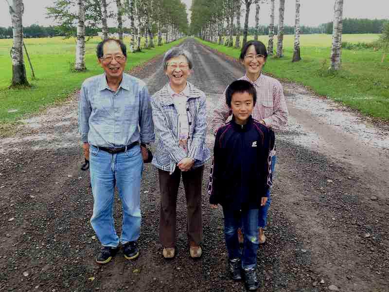 十勝牧場 北海道観光タクシー 小野寺タクシー