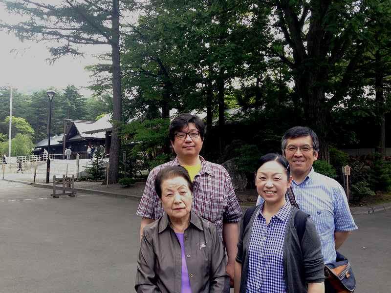 北海道観光タクシー 北海道神宮