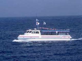 北海道 積丹めぐり 海中展望船